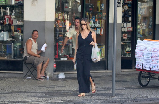 Luana Piovani (Foto: Wallace Barbosa/AgNews)