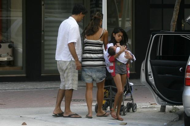 Eduardo Moscovis e Cynthia Howllet (Foto: Gil Rodrigues e Edson Teófilo/PhotoRio News)