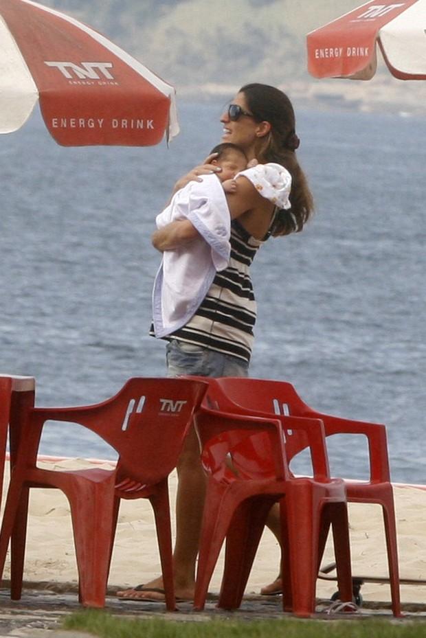Cynthia Howllet (Foto: Gil Rodrigues e Edson Teófilo/PhotoRio News)