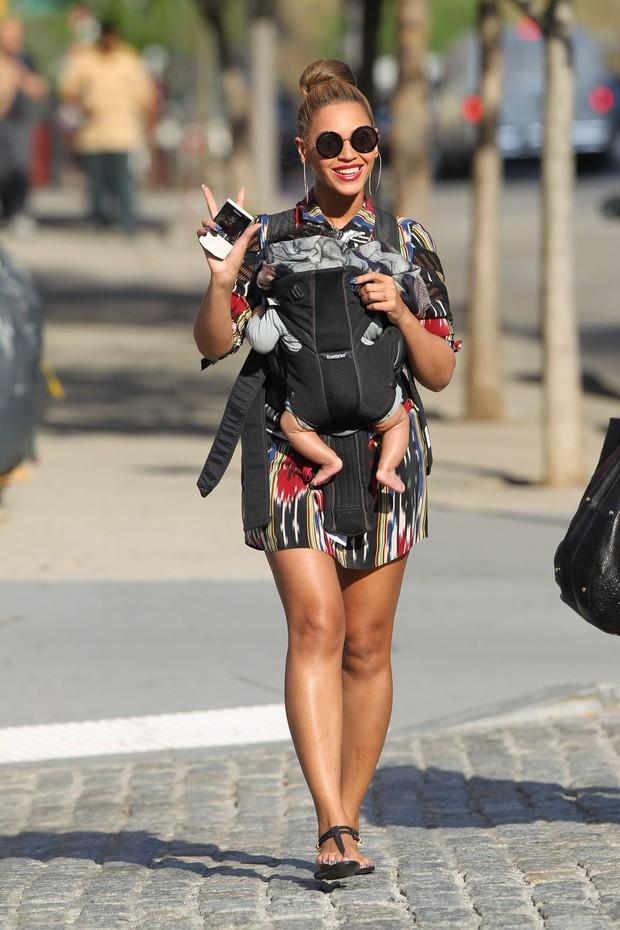 Beyonce X17 (Foto: Agência X17)