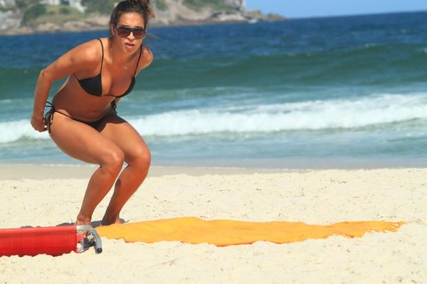 Talitha Morete (Foto: Fabio Martins / AgNews)