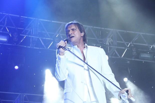 Roberto Carlos (Foto: Thyago Andrade/ Photo Rio News)