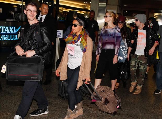 Demi Lovato (Foto: Danilo Carvalho/AgNews)