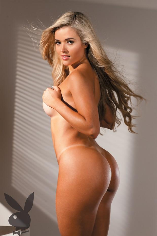 Aryane Steinkopf (Foto: Divulgação/Playboy)