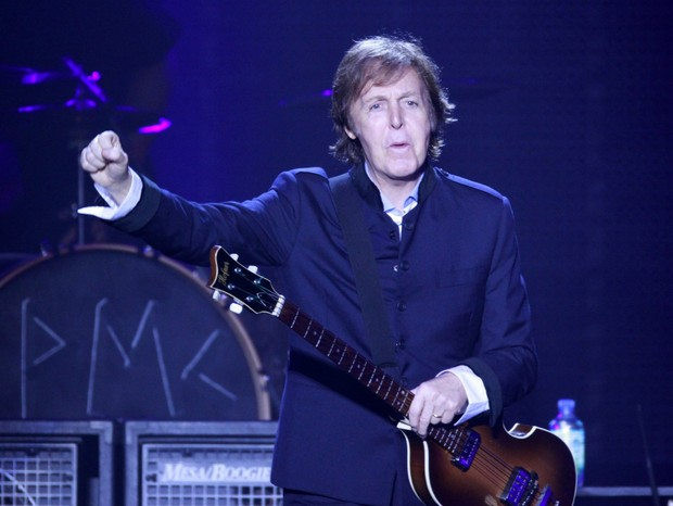 Paul McCartney (Foto: Felipe Panfili/AgNews )