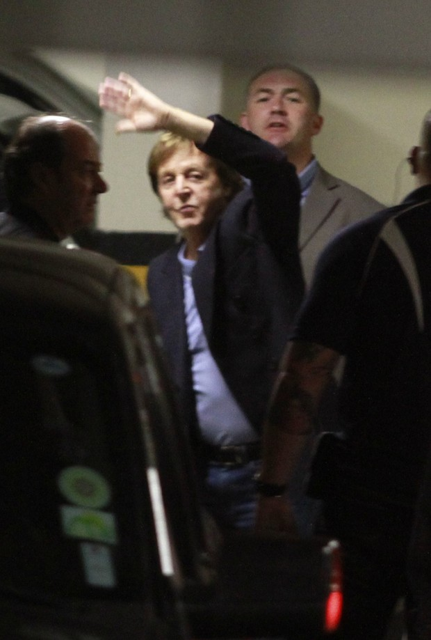 Paul McCartney (Foto: Felipe Panfili/AgNews)