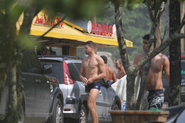 Cauã  (Foto: Dilson Silva/ Ag. News)