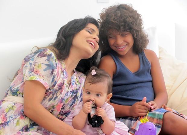 Aline Barros (Foto: Danielly Tavares/ Divulgação )