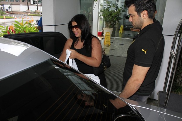Priscila Pires (Foto: Jeferson Ribeiro/AgNews)