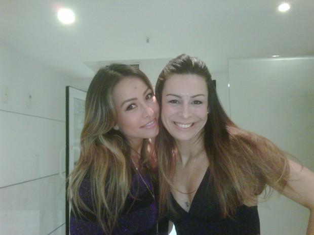 Sabrina Sato e Fabiana Schunk (Foto: Divulgação)