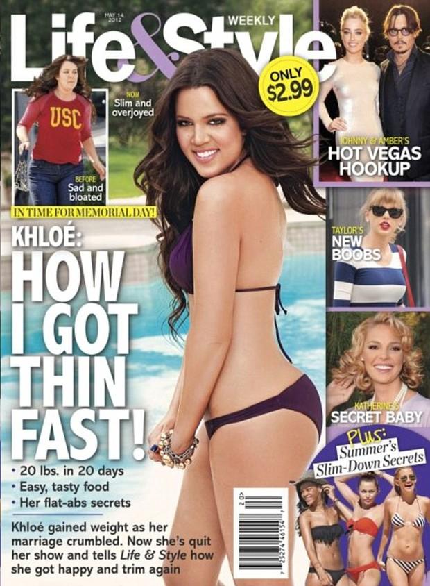 Ego irm 227 de kim kardashian perde 9 kg e mostra resultado em revista