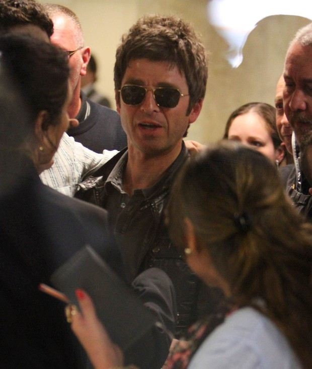 Noel  (Foto: Leotty Jr/Agnews)