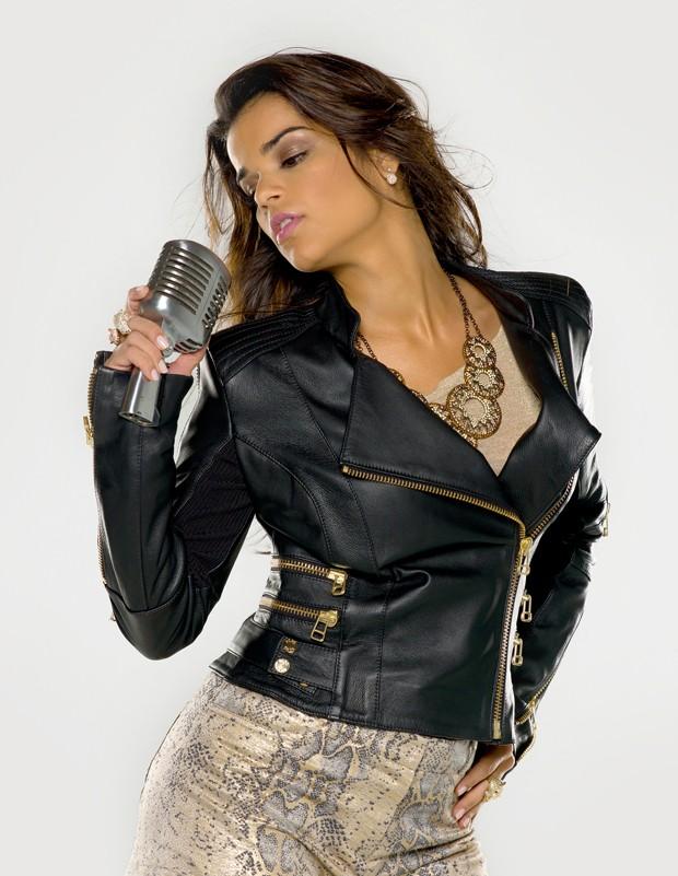 Mariella Antunes, nova vocalista do Babado Novo (Foto: Divulgação)