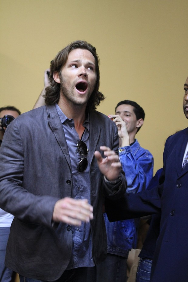 Jared Padalecki, de Supernatural (Foto: Photo Rio News/ Raphael Mesquita)
