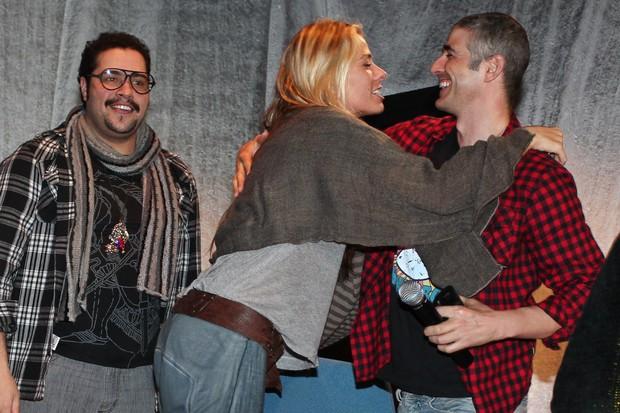 Adriane Galisteu e Reynaldo Reynaldo Gianecchin em evento (Foto: Manuela Scarpa/Photorio News)