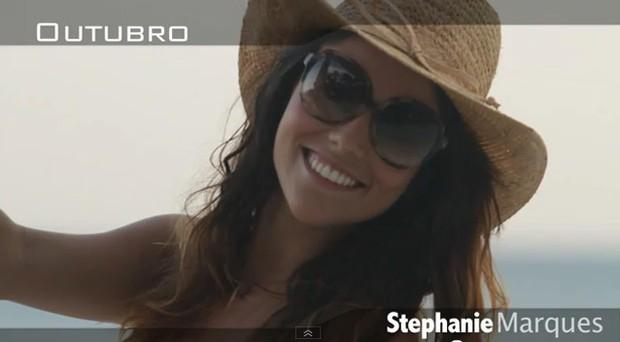 Stephanie Marques (Foto: Reprodução)