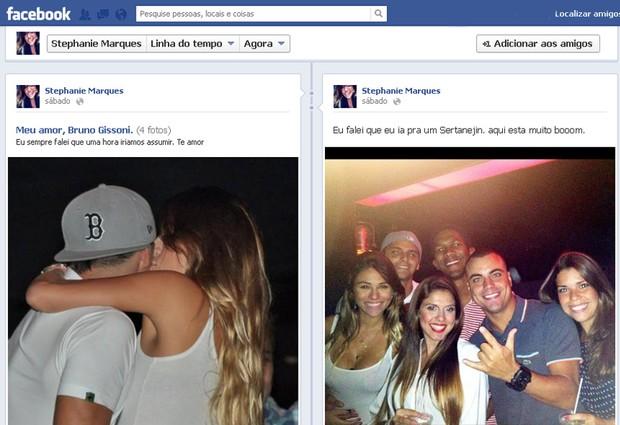Stephanie Marques (Foto: Reprodução/Facebook)