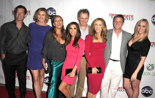 Elenco de Desperate Housewives (Foto: Getty Images)