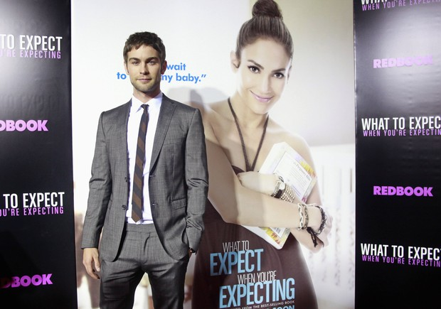 Chace Crawford em première de filme em Nova York, nos EUA (Foto: Reuters/ Agência)