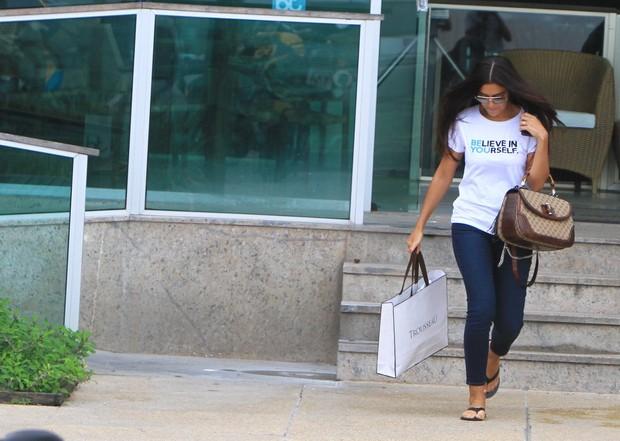 Juliana Paes (Foto: Delson Silva/AgNews)