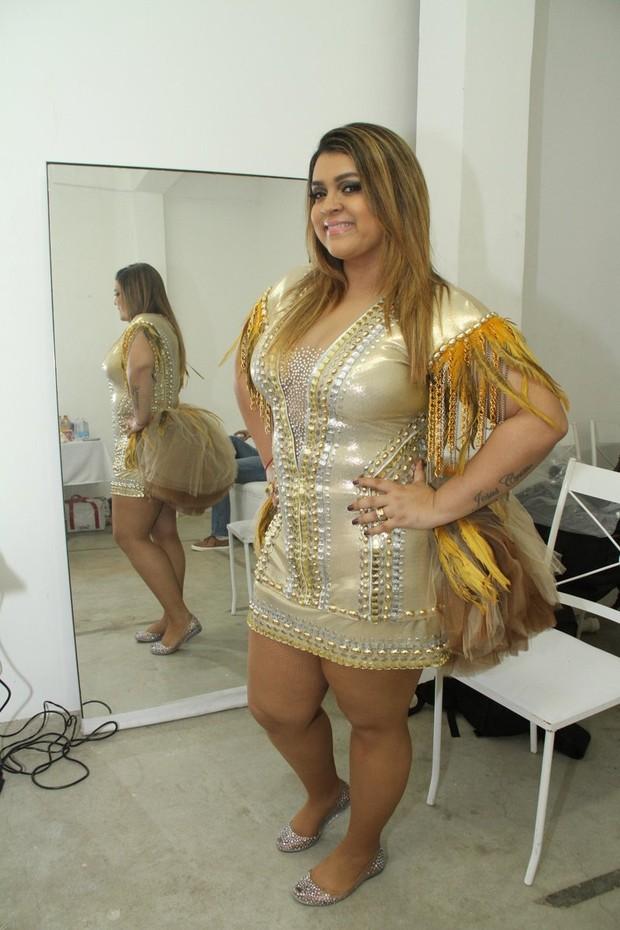 Preta Gil (Foto: Thyago Andrade/Photorionews)
