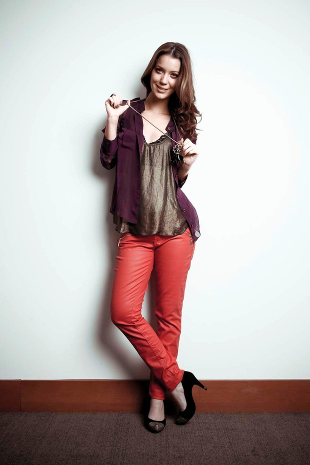 Nathalia Dill (Foto: Rolling Stone Brasil)