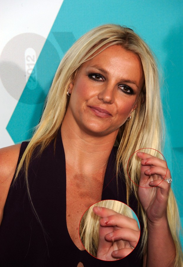 Britney Spears (Foto: Agência Grosby Group)