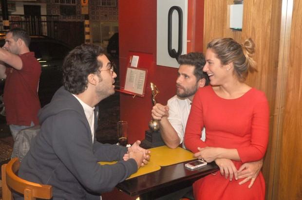 Bruno Gagliasso e Giovanna Ewbank (Foto: Carol Novaes/Divulgação)