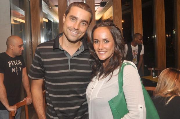 Ricardo Pereira e Francisca Pinto (Foto: Carol Novaes/Divulgação)