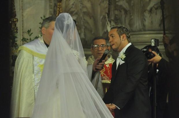 Casamento Gracyanne e Belo (Foto: Roberto Teixeira/EGO)