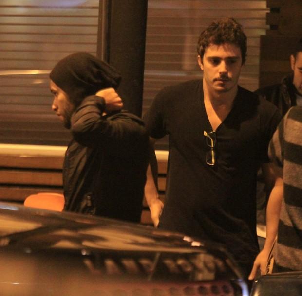 Thiago Rodrigues (Foto: Rodrigo dos Anjos/AG News)