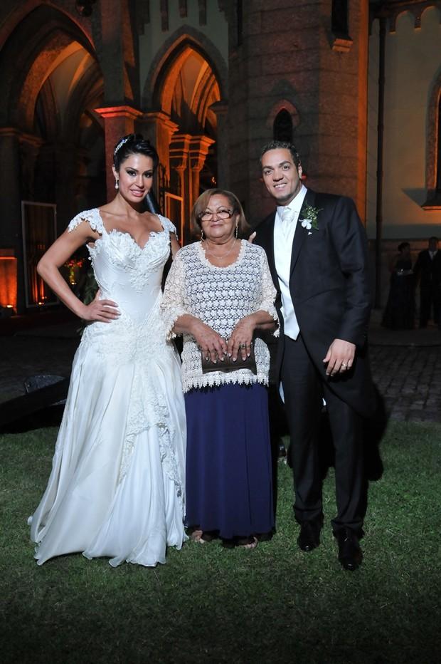 Mãe de Belo (Foto: Edilson Dias / Foto Studio)