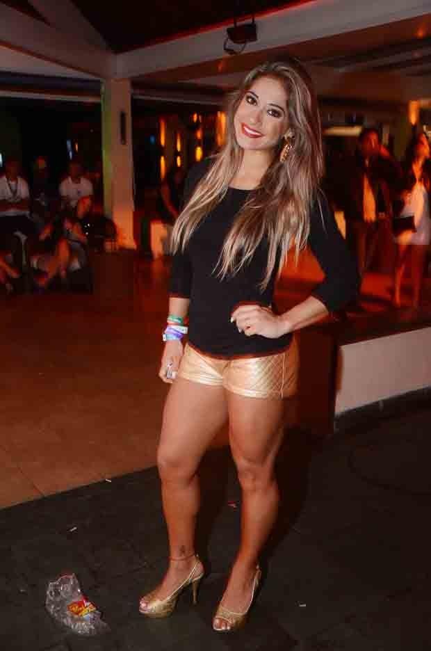 Mayra Cardi  (Foto: Ari Kaye / Divulgação)