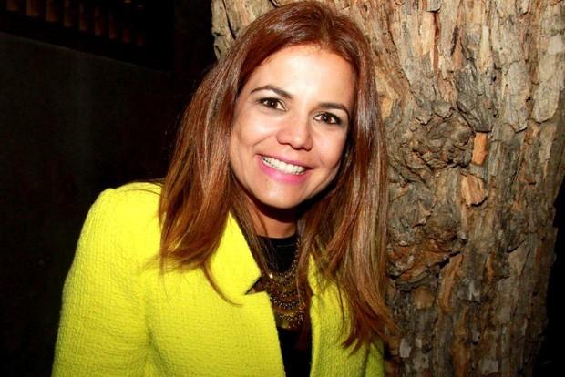 Nívea Stelmann no aniversário de Giovanna Lancellotti (Foto: Claudio Soares/Divulgação)