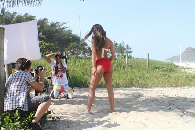 Laisa (Foto: Dilson Silva/AgNews)