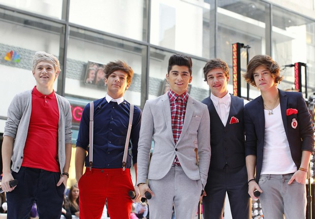 One Direction (Foto: Agência/ Reuters)