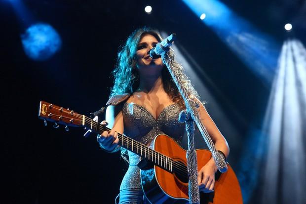 Paula Fernandes lança nova turnê em São Paulo (Foto: Manuela Scarpa/Photo Rio News)