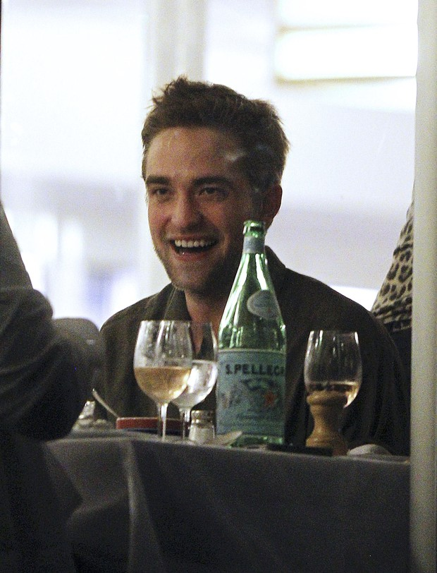 Robert Pattinson  (Foto: Agência Grosby Group)