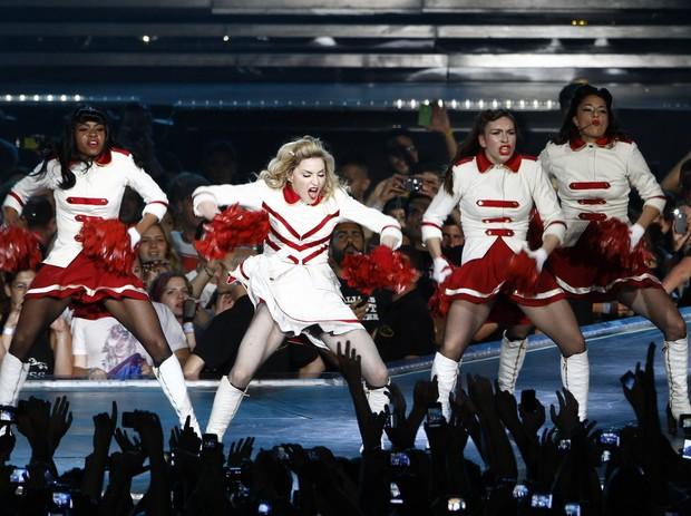 Madonna inicia turnê em Israel (Foto: Agência/ Reuters)