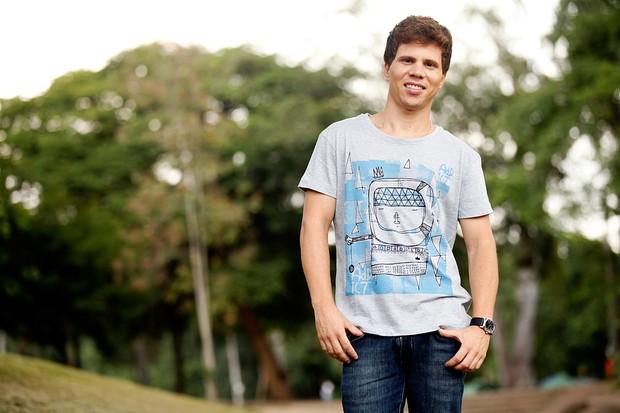 Wagner Cavalcante (Foto: Marcos Serra Lima/EGO)