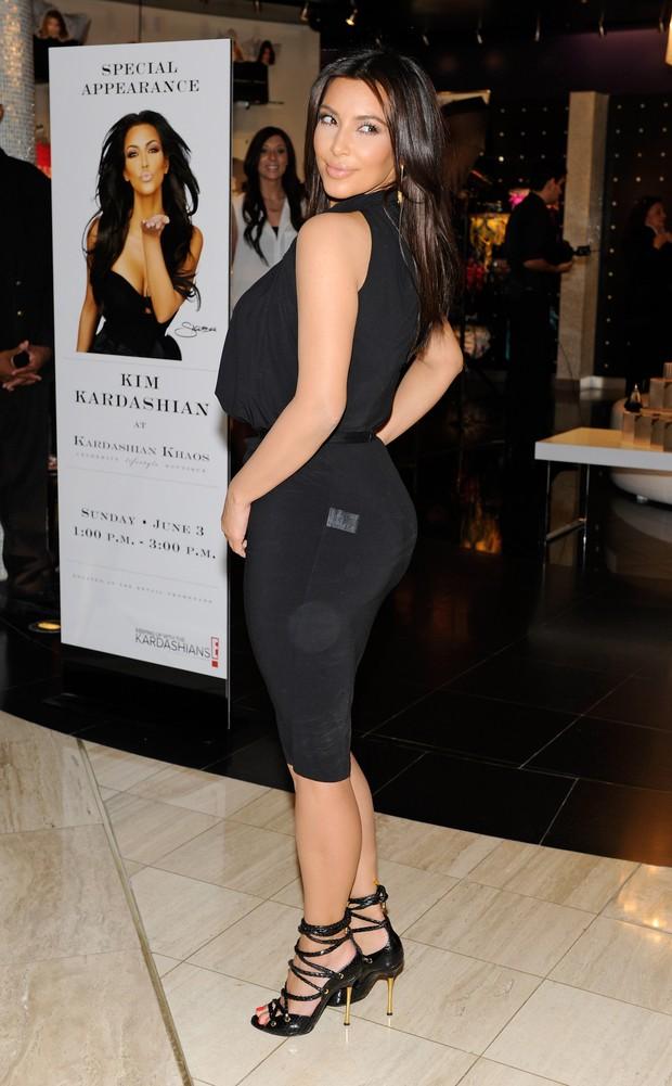 Kim Kardashian (Foto: Agência/ Getty Images)