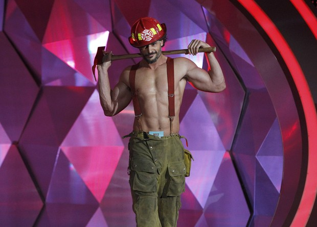 Joe Manganiello (Foto: Ag&#234;ncia Reuters)