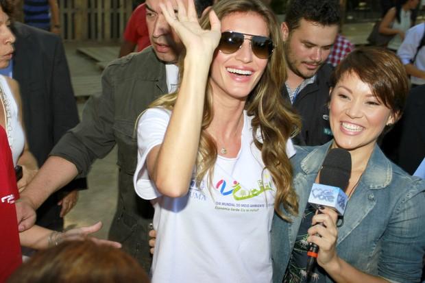 Gisele Bundchen (Foto: Felipe Panfili e Roberto Filho/AgNews)