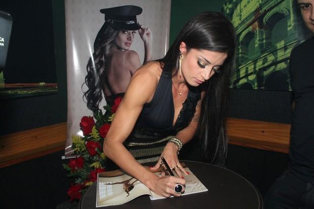 Aline Riscado (Foto: Roberto Filho / Ag. News)