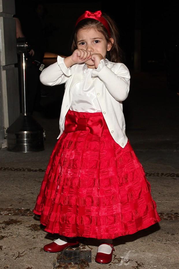Maria Eduarda, filha de Edu Guedes (Foto: Manuela Scarpa/Photorio News)