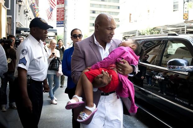 Mike Tyson (Foto: Agência Reuters)