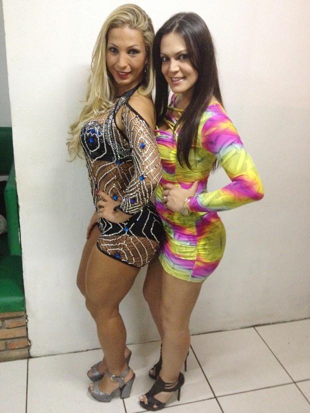 Valesca poposuda e candidata transex (Foto: Divulgação)