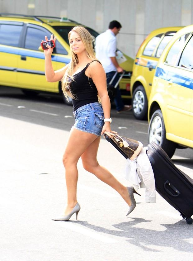 Jéssica Lopes (Foto: Leotty Junior/ Ag.News)