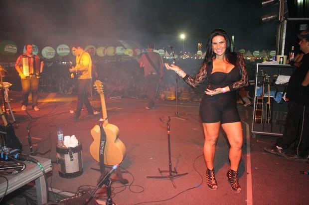 Solange Gomes em Petrolina, em Pernambuco (Foto: Fred Pontes/ Divulgação)