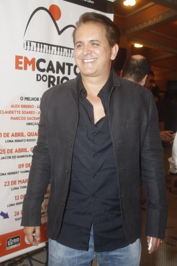 Orlando Morais (Foto: Philippe Lima/ Ag.news)